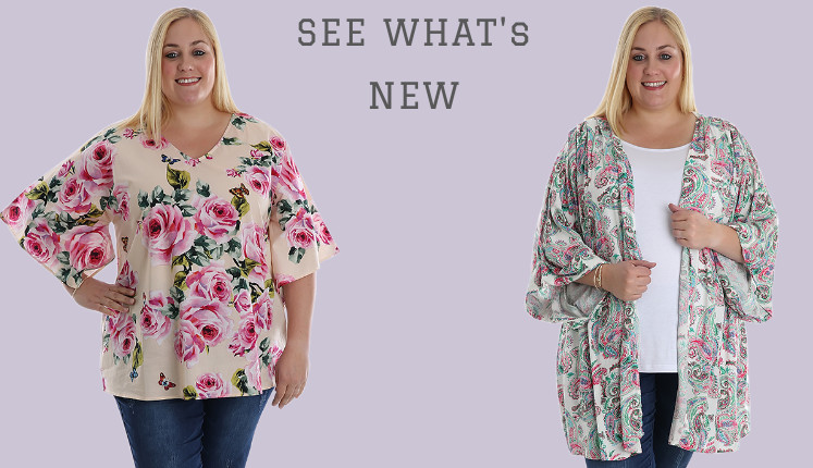 4e2fe6a413f Buy Plus Size clothing Online Penrith Generous Sizes tops dresses
